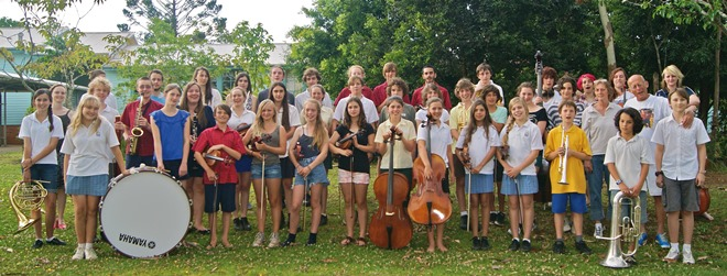 Bellingen Youth Orchestra with David Helfgott - Education Case Study